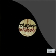 Back View : Kromestar / Genetix - STRAIGHT ERROR / JUST IN CASE - Dubstep Onslaught / onslt001