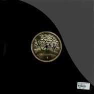 Back View : Miguel Lobo & Larry Peters / Jordan Peak / Re-Up - STATE OF MIND EP - Moan Recordings / MOAN003