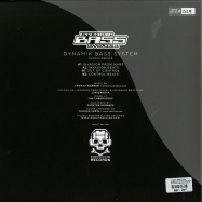 Back View : Dynamik Bass System - INVASION FROM MARS (LTD WHITE COLOURED VINYL) - Robotmachine Records / RMR008