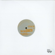 Back View : Mike Huckaby - THE VERSATILITY EP - Synth / Synth003