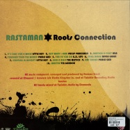 RASTAMAN ROOTS CONNECTION (LP)