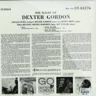 Back View : Dexter Gordon - ONE FLIGHT UP - Heavenly Sweetness / HS103VL