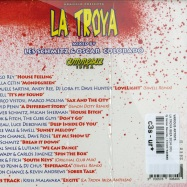 Back View : Various Artists - LA TROYA IBIZA 2014 (CD) - Dj Center Records / 370057830840