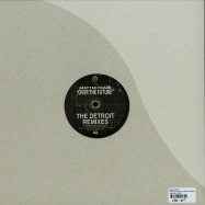Back View : Mattia Trani - OVER THE FUTURE THE DETROIT REMIXES (VINYL ONLY) - Pushmaster / PM009