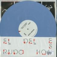 Back View : Matias Aguayo - EL RUDO DEL HOUSE ROUND FOUR (COLOURED VINYL) - Comeme / Round Four