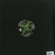 Back View : Kenneth Scott - IF THE RAIN STOPS THESE RUTHLESS ACTS (BENEDIKT FREY REMIX) - Bad Animal / BAD010