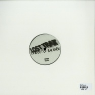 Back View : Lost Trax - LIFE OUT OF BALANCE - Frustrated Funk / FR032