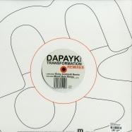 Back View : Dapayk Solo - TRANSFORMATION REMIXES - Mos Ferry Prod. / MFP080