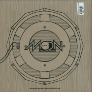 Back View : Radikal Guru - STAY CALM REMIXES (COLOURED 180G VINYL) - Moonshine Recordings / MS024