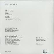 Back View : Peder - COME WITH ME (LTD 2X12 LP) - Lizard Shakedown Records / LSD-011