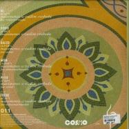 Back View : Masomenos & Vadim Svoboda - COSMO JAM01 (2X12 INCH) - Cosmo Records / Cosmo011