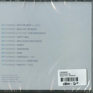 Back View : Fourward - EXPANSION (CD) - Shogun Audio / SHACD016