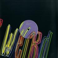 Back View : Joseph Ashworth - FALLING EP - Get Weird / GW013