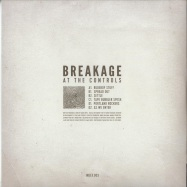 Back View : Breakage - AT THE CONTROLS EP (2X12 EP) - Index Music / INDEX003