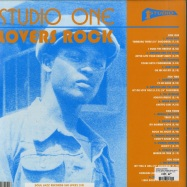 Back View : Various Artists - STUDIO ONE LOVERS ROCK (2LP + MP3) - Soul Jazz Records / SJRLP422 / 170501