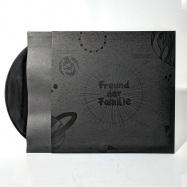Back View : Sven Weisemann Interpretations - ALFA REMIXES 4 (BLACK IN BLACK EDITION) - Freund Der Familie / FDF ALFA 04B