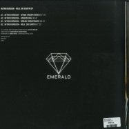 Back View : Introversion - HELL ON EARTH EP - Emerald / EMERALD003