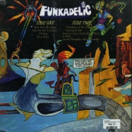 Back View : Funkadelic - STANDING ON THE VERGE OF GETTING ON (LTD GOLDEN LP) - 4 Men with Beards / 4M1803LP