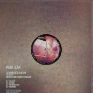 Back View : Giammarco Orsini - REGRESSION PROGRESSION EP - Partisan / PTN012
