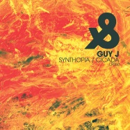 Back View : Guy J - SYNTHOPIA / CICADA (2021 REPRESS) - LOST&FOUND / LF060