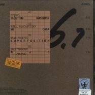 Back View : Ferro / William Caycedo / Malin Genie / Ingi Visions - RAW JOINTS 6.1 (180 G VINYL) - Slapfunk Records / SLPFNK 020