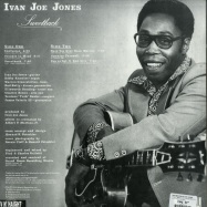 Back View : Ivan Joe Jones - SWEETBACK (LTD COLOURED LP + MP3) - Luv N Haight / LHLP020
