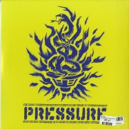Back View : Mr. Mitch - NOT MODULAR (THE BUG REMIXES) (LTD SPLATTERED VINYL) - Pressure / PRESH009 / 00134301