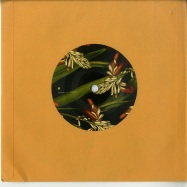 Back View : Congi - ONE FOR YOU (7 INCH) - Yellow Flower / YF013