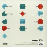 Back View : Poldoore - MOASIC (LP) - Allo Floride Artists Services / AF001LP