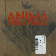 Back View : Thom Yorke - ANIMA (CD) - XL Beggars / XL987CD / 05179072