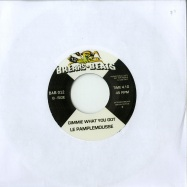 Back View : Billy Squier / Le Pamplemousse - THE BIG BEAT / GIMME WHAT YOU GOT (7 INCH) - Breaks & Beats / BAB012