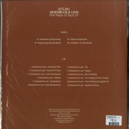Back View : Greenbeam & Leon - THE HAZE OF DUST (EP + CD) - ATT Series / ATTLP01