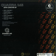 Back View : Quadra 163 - SPIN COASTER (OSUNLADE REWORK) - Elypsia Records / ELY05912