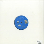 Back View : Happa - BLUE 07 - Whities / WHYTBLU 07