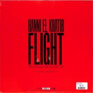 Back View : Hanni El Khatib - FLIGHT (LP+CD) - Because Music / BEC5650771