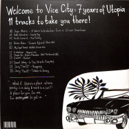 Back View : Various Artists - WELCOME TO VICE CITY (2LP) - Vice City / WELCOMETOVICECITY01