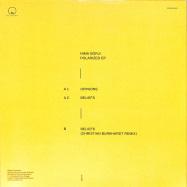 Back View : Nima Gorji - POLARIZED EP - Melodeum / MLDM02