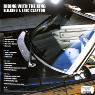 Back View : B.B. King & Eric Clapton - RIDING WITH THE KING (180G 2LP) - Reprise Records / 9362489520