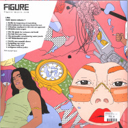 Back View : Various Artists - OPEN SPACE VOLUME 1 (3LP) - Figure / FIGURELP06