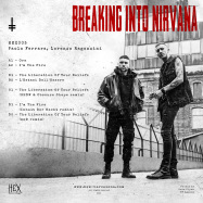 Back View : Paolo Ferrara, Lorenzo Raganzini - BREAKING INTO NIRVANA (2X12 / BLACK RED EYE VERSION) - HEX Recordings / HEXRecordings005R