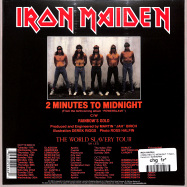 Back View : Iron Maiden - 2 MINUTES TO MIDNIGHT (7 INCH) - Parlophone / 82564624868