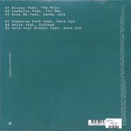 Back View : Pit Spector - MINDOOR BONUS - Logistic Records / LOG73ep