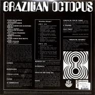 Back View : Brazilian Octopus - BRAZILIAN OCTOPUS (180G LP) - Polysom / 332251