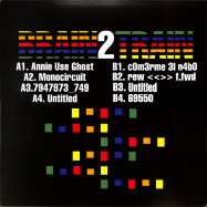 Back View : Hidden Mirage - HIDDEN MIRAGE (MINI LP) - Altered Sense Special / AS SPECIAL 001