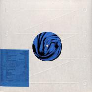 Back View : Manuel Tur - DIGITAL FABRICS EP - Lossless / LL1227