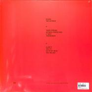Back View : Suuns - THE WITNESS (LTD BLUE LP) - Joyful Noise / JNR360LPC1 / 00146750