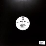 Back View : Various Artists - LAST FOREVER SAMPLER VOL 1 - Last Forever Records / LFR010