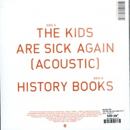 Back View : Maximo Park - THE KIDS ARE SICK AGAIN- PART 3 OF 3 (RED 7 INCH) - Warp Records / 7WAP277R