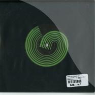 Back View : Damu The Fudgemunk - OVERTHRONE / ALL GREEN (7 INCH) - Redefinition Records / rdf0157
