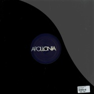 Back View : Dan Ghenacia & Shonky - CLOSE TO THE EDGE - Apollonia / APO002